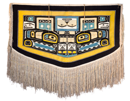 Chilkat weaving